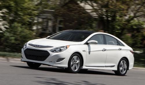 Hyundai Sonata (Plug-in)
