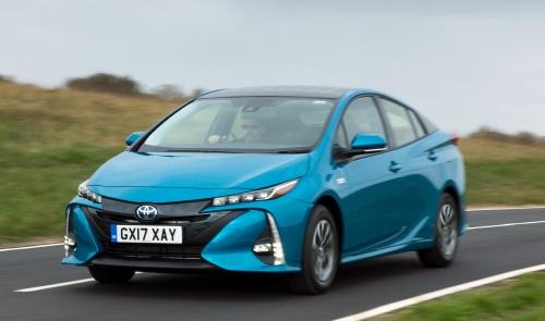 Toyota Prius (Plug-in)
