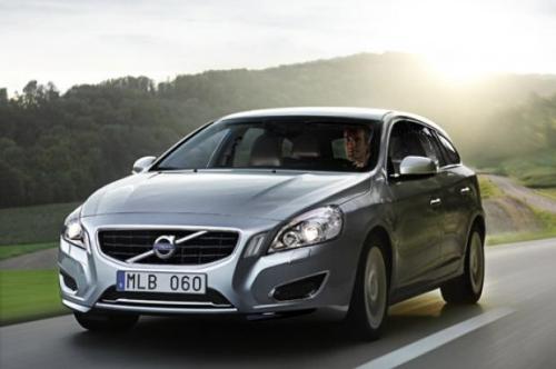 Volvo V60 (Plug-in)