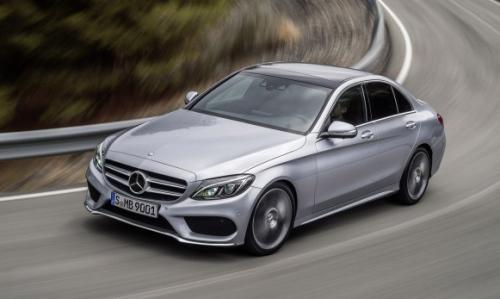 Mercedes C350 (Plug-in)