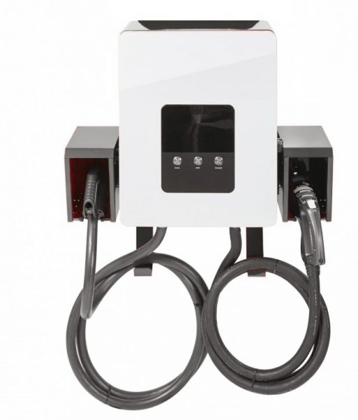 Charge DUAL Wallbox 44'  22kW(2x)