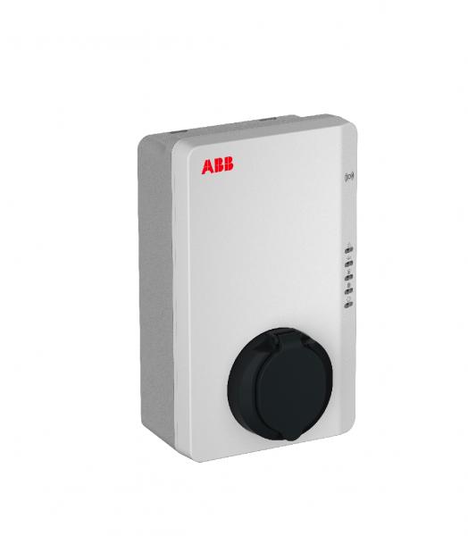 ABB Terra AC 11 / 22 kW wallbox su WiFi
