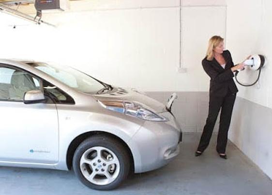 Elektromobilio įkrovimo laikas - kaina