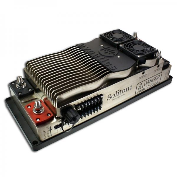 EVnetics Soliton1  DC Motor Controller 300 kW