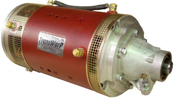 TransWarP 11 NetGain   e-variklis automobilio perdarymo projektams